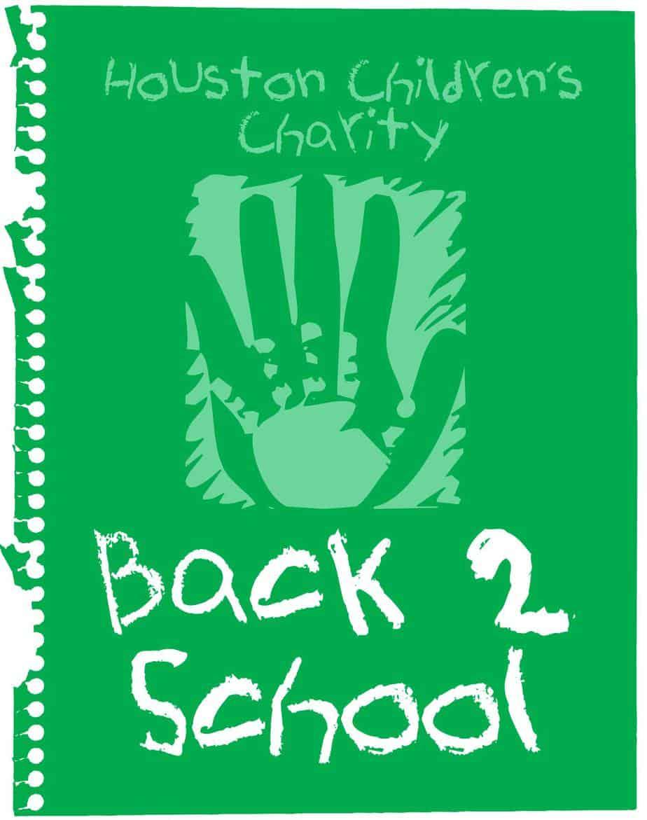 Back2school Houston Children S Charity