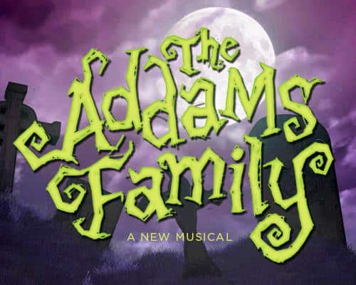 addams family deutsches theater
