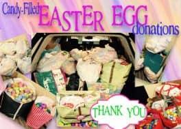 EASTER EG DONATIONS