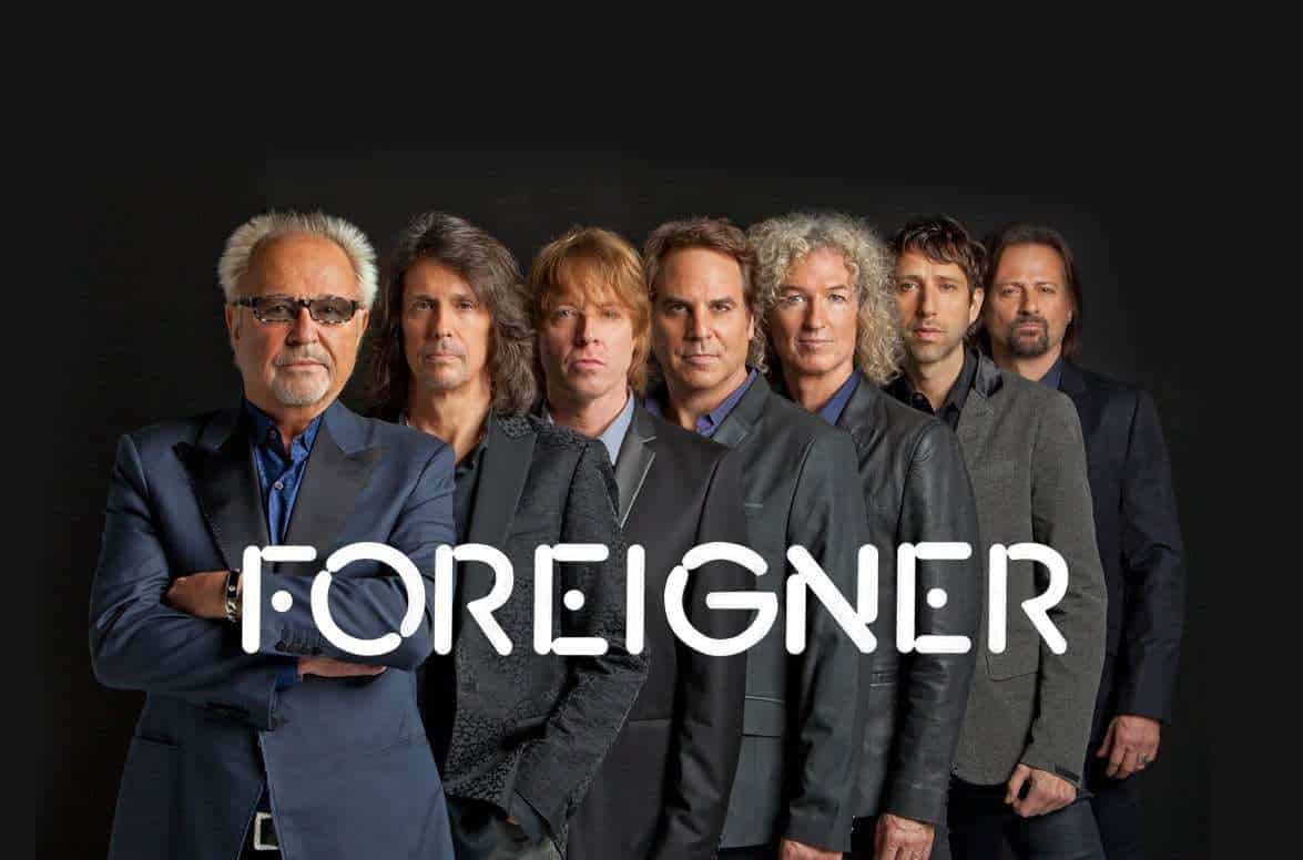 Foreigner Live & Unplugged