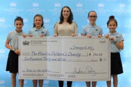 British International School of Houston Check Presentation